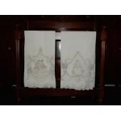 Wedding-apezal Linen Hand Towel