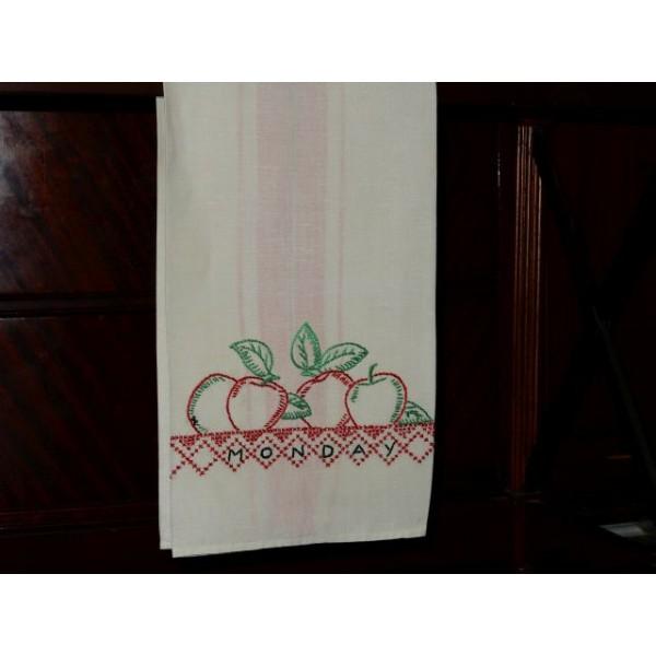 Sunday Hand Towel