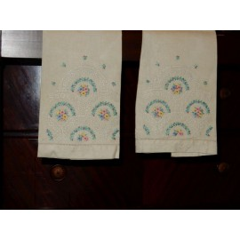 Hand Embroidery Hand Towel